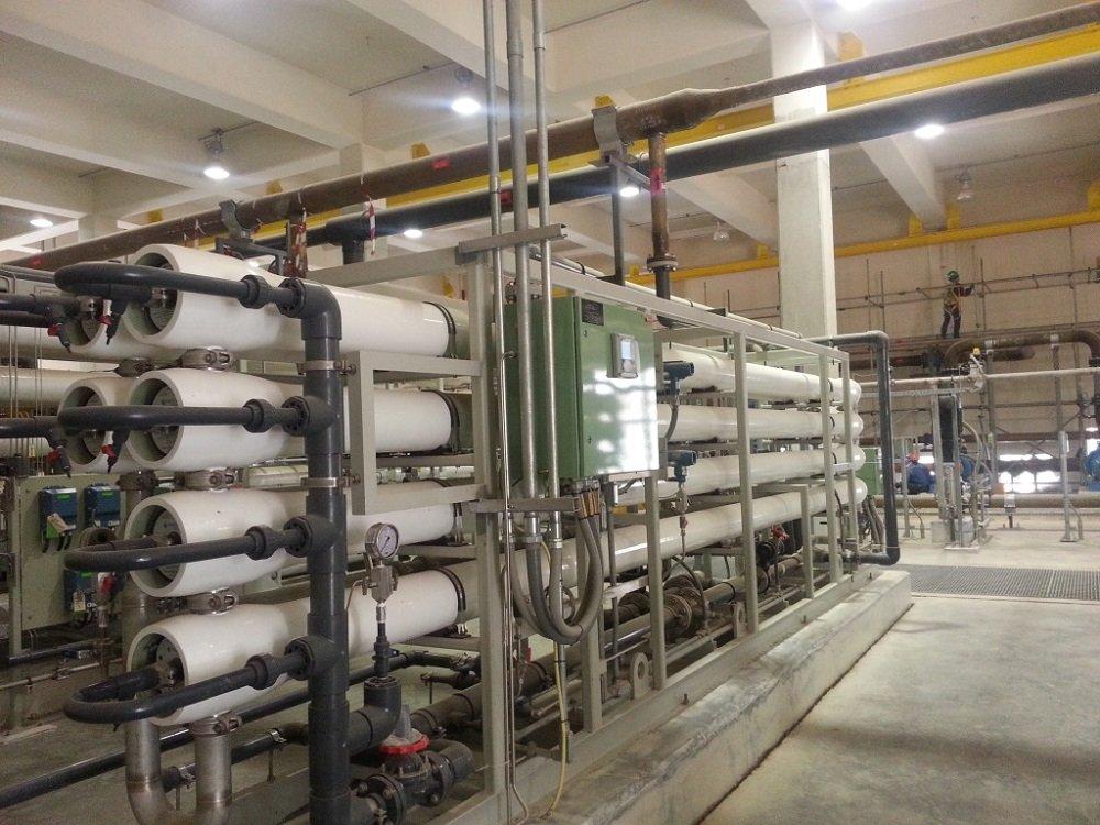 Boiler Feed Water Plant Saudi Arabia Safbon